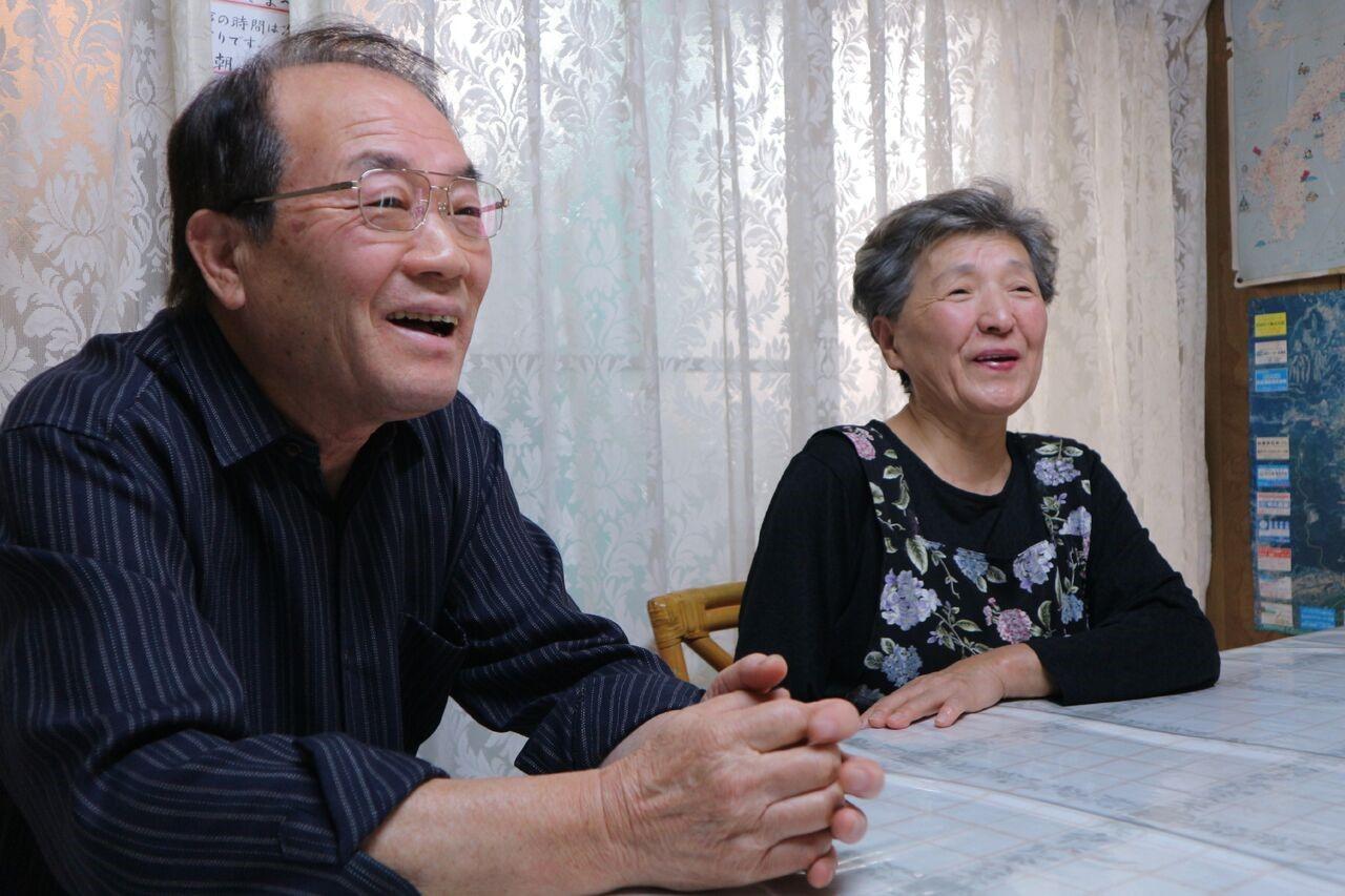 『家族のように受け入れてくれる、第2のおじいちゃんおばあちゃん』小野夫婦