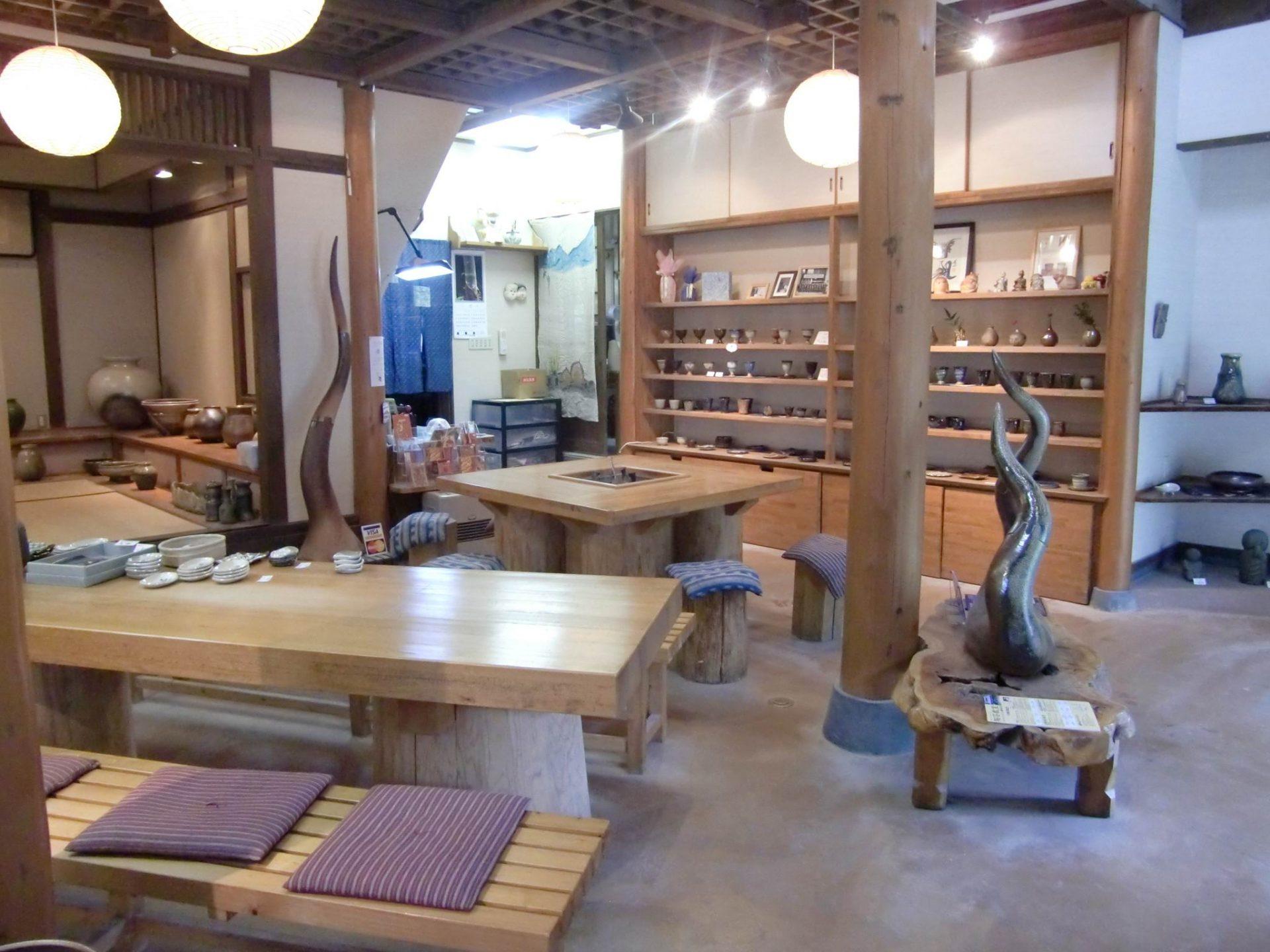 蔵王焼 万風窯(まんぷうがま)