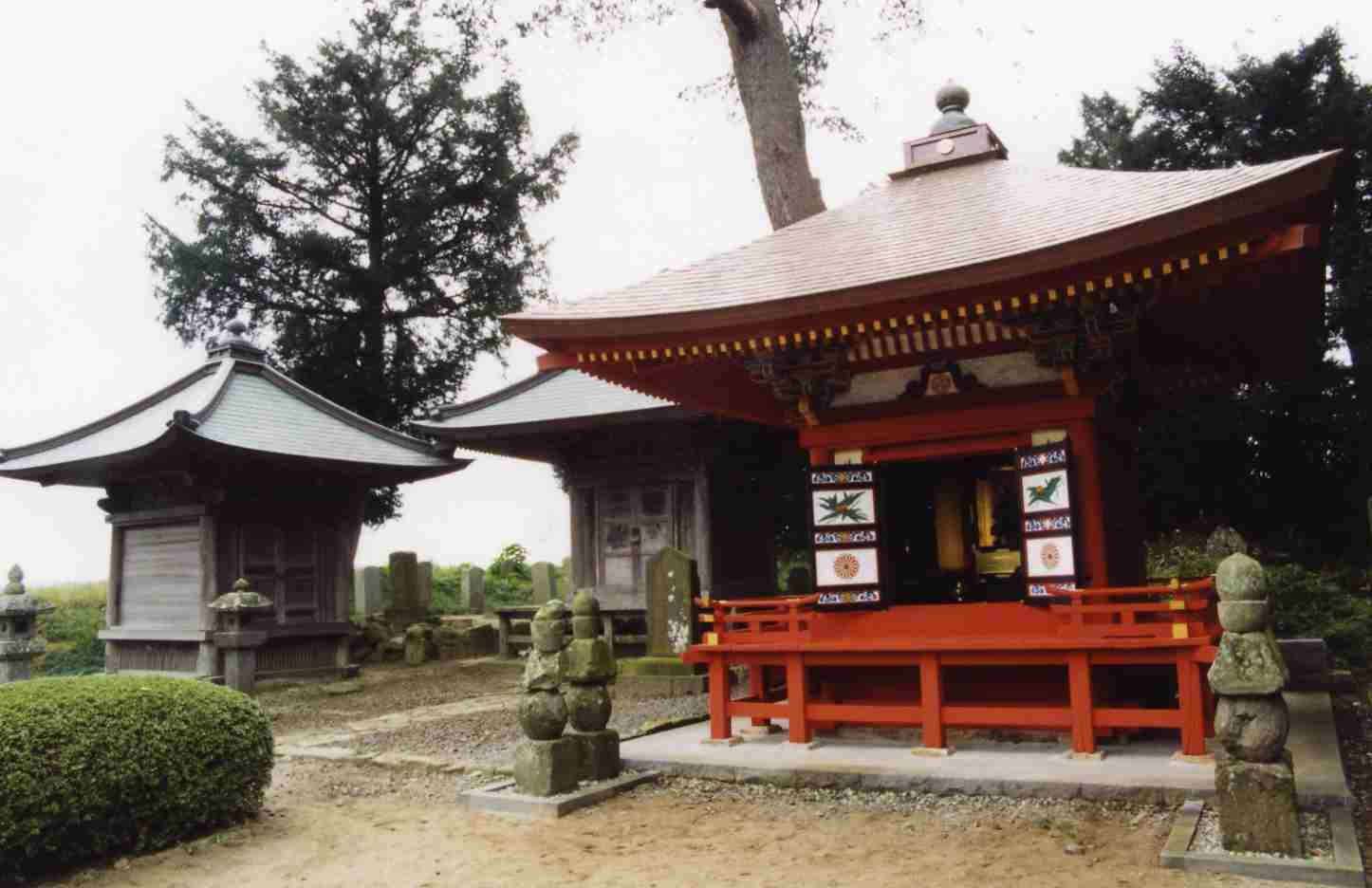 Daiou Temple