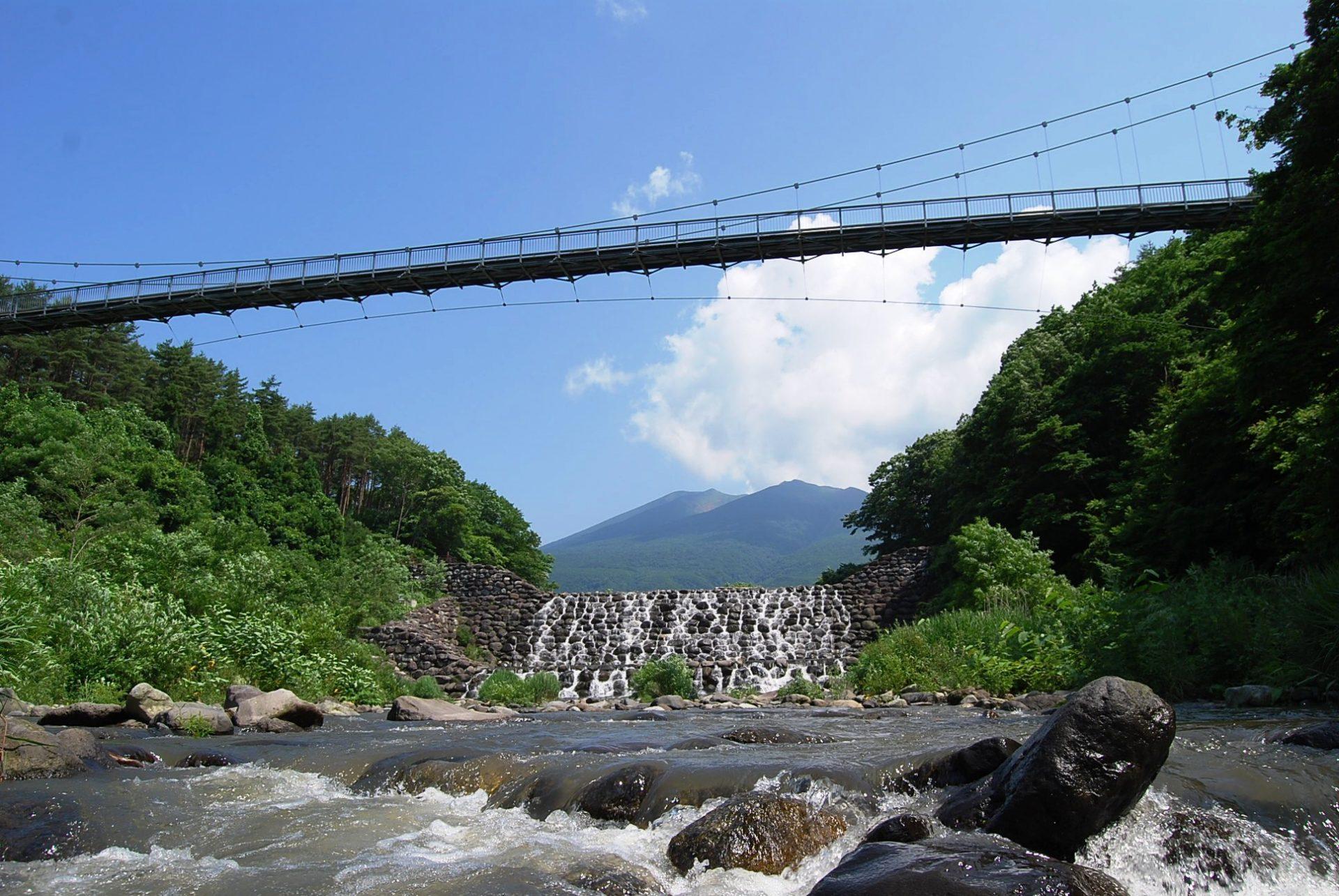 yamabiko吊橋