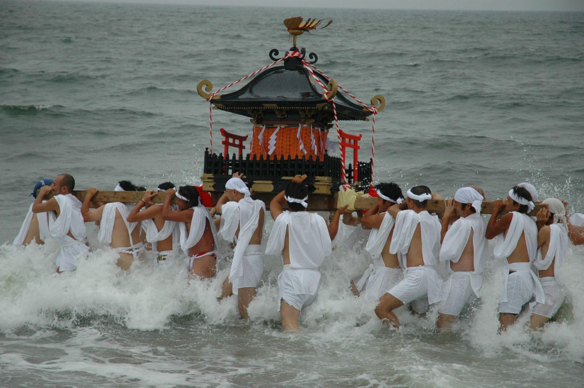 八重垣神社 夏日祭