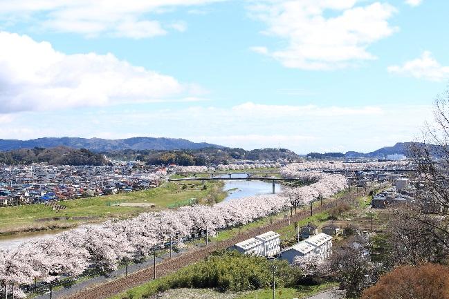 Shibata Funaokajoshi Park