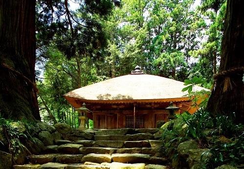 勝楽山高蔵寺