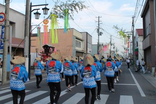 角田故郷夏日祭