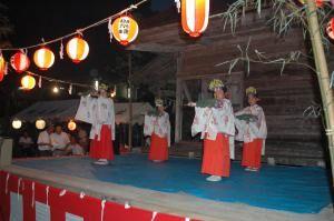坂元神社 夏祭り