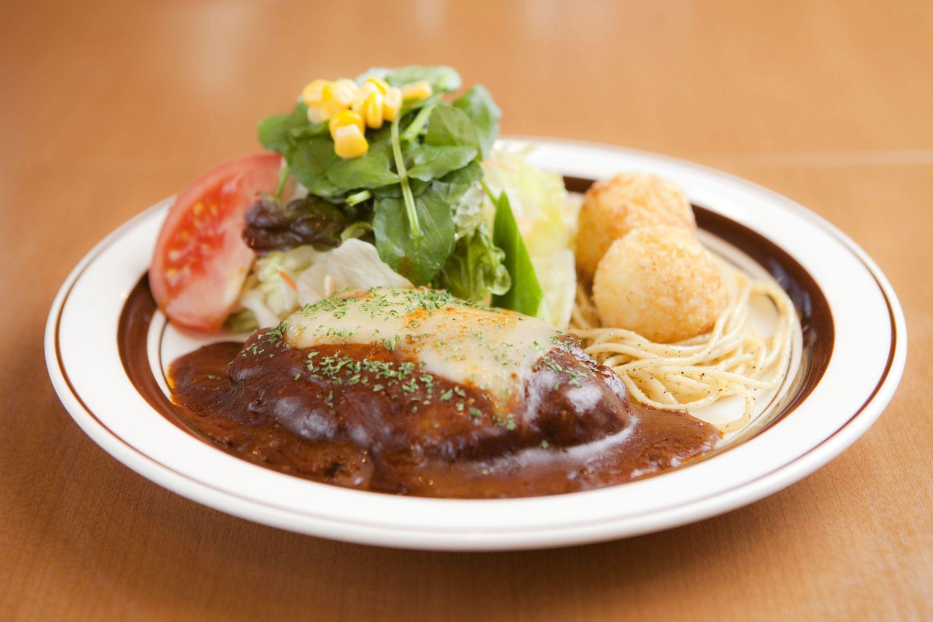 Hoshisanchino hamburgers
