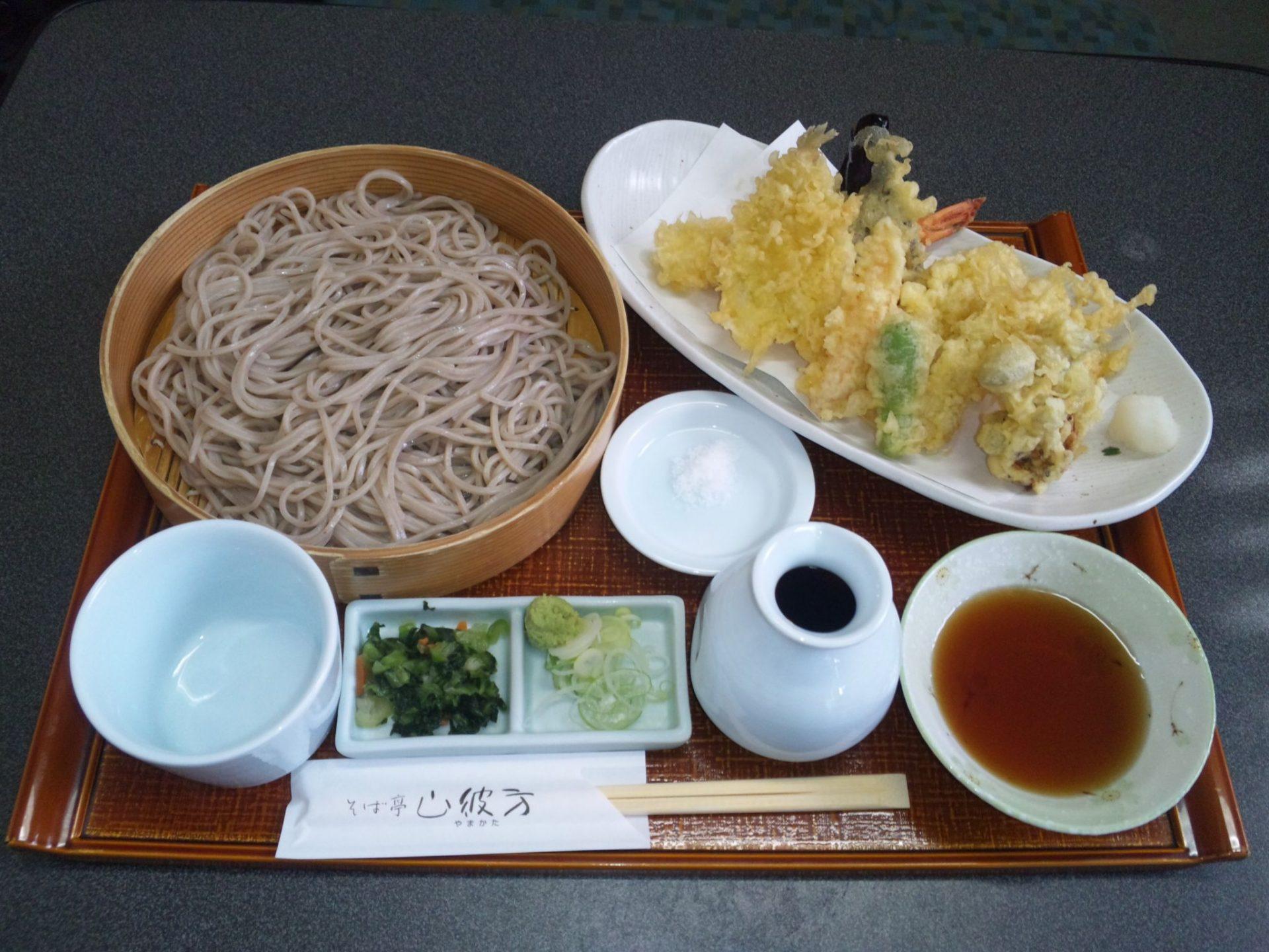 蕎麥亭 山彼方(Yamakata)