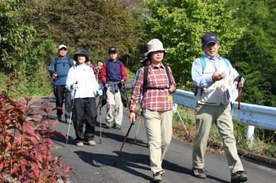 柴田町里山ハイキングコース
