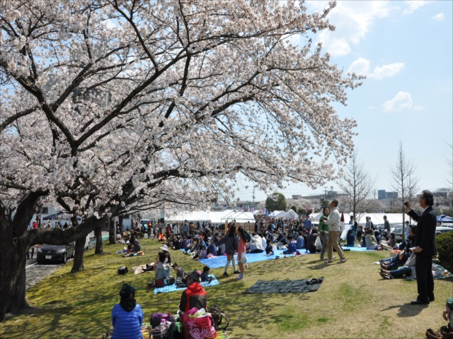 名取春日祭