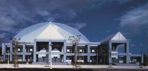 大河原町総合体育館