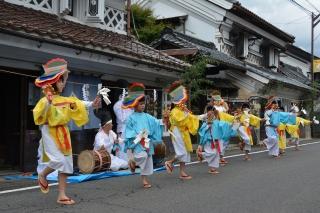 Kuranomachimurata Hotei Festival